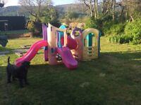 Little tikes garden play centre