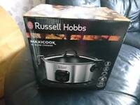 RUSSELL HOBBS 6L MAXICOOK SLOW COOKER