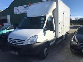 2008 IVECO 65c18 MOBILE WORKSHOP (ex power ni)