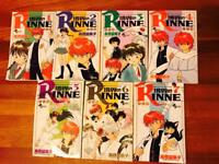 Japanese manga Kyoukai no Rinne 1-7