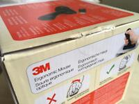 3M Optical USB Ergonomic Wireless Mouse, 3 Buttons — brand new, sealed box