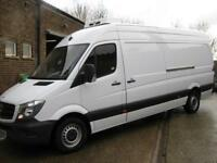 Van hire man with van delivery service local cheap Birmingham wolverhamtion wallsall Cannock