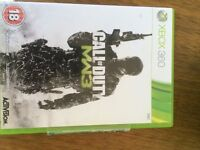 XBOX 360 Call of Duty MW3 game