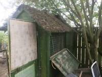 For Sale Chicken Shed