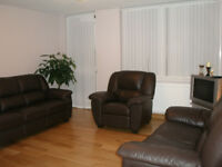 Spacious 3 bed with lounge and extra study room