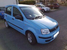 Fiat Panda 1.2 MyLife, £30 tax, service history + timing belt