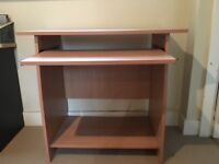 Ikea work station in pine very good condition