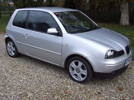 Seat Arosa Sport Full Main Dealer Service History Rare Car Ideal Winter Project