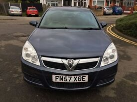 2007 Vauxhall Vectra 1.9 CDTi 16v Exclusiv 5dr One Owner, HPI CLear @07445775115@