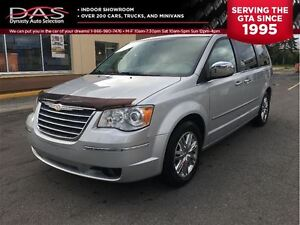 2010 Chrysler Town & Country LIMITED NAVIGATION/TV-DVD/SUNROOF