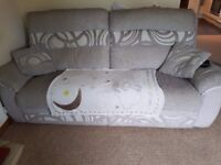 large 3 seater sofa from scs