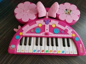 Minnie mouse keyboard