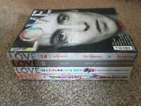 Fashion Magazine Collection! (Inc: PURPLE, LOVE, SELF-SERVICE etc)