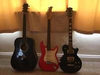 Starter Guitars
