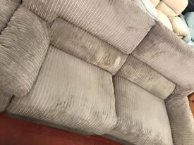 BRAND NEW RECLINER SOFA 2 x 3 SEATER