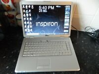 LAPTOP-DELL INSPIRON 1525/Win10HP/DUALCORE/160GBHD/4GBRAM/15.4SCR/HDMI/DVDRW/
