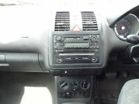 VOLKSWAGEN POLO VW 1.4 AUTO BLACK GOOD AS GOLF FOX FIAT PUNTO AUDI A1 FORD FIESTA CORSA CHEAP RUNNER