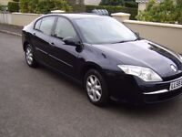 2009 RENAULT LAGUNA 2.0DCI 150 expression ,full mot ,great driving car.very clean inside and out