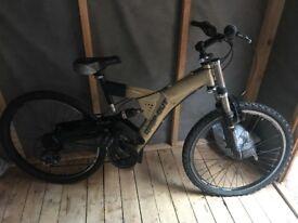 Men's Saxon Mountain Bike