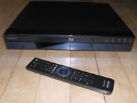 Sony Blue ray DVD player