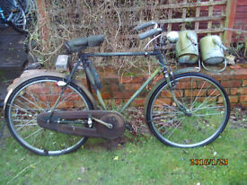 CLASSIC RALEIGH SIT UP AND BEG ONE OF MANY QUALITY BICYCLES FOR SALE