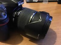 Tamron SP AF Aspherical XR DI LD IF 28-75mm macro lens for Nikon