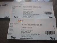 2 xThe craig charles funk and soul club tickets at cardiff tramshed