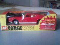 Corgi Toys Whizzwheels no391 Ford Mustang Mach 1