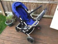 Mothercare xpedior push chair and car seat