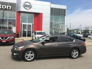 2013 Nissan Altima 2.5 SV, MOONROOF, REMOTE START,