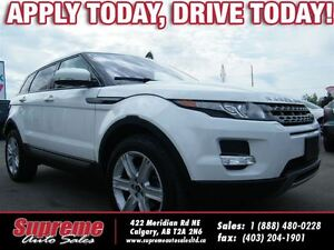 2013 Land Rover Range Rover Evoque PURE NAVI/B.CAM/MOON ROOF