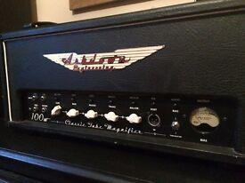 Ashdown Engineering CTM-100 Amp Bass Head Valve