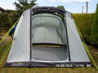 WILL POST !! Oxygen Air Frame Movelite Oxygen 2 Driveaway Awning as new