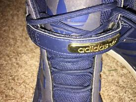 Adidas Hi Tops Size 7