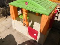 Step 2 toddler playhouse