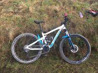 Lapierre X-Control Womens Full Suspension mountain bike