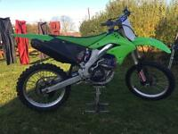 Kxf 250 2007