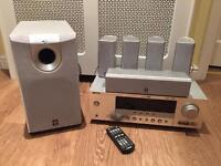 Yamaha surround sound home cinema