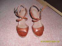 Bertie Sandals size 4