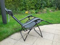 Zero Gravity Recliner Chair unused