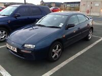 MAZDA 323F 1.8i EXECUTIVE - LOW MILEAGE - FOR SPARES OR REPAIR