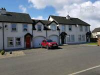 4 BED WITH GARAGE FOR RENT IN MILLHOUSE, ANTRIM TOWN