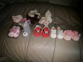 baby girl clothes and bottiee