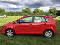 **Great car to drive** Seat Altea 1.6 Reference