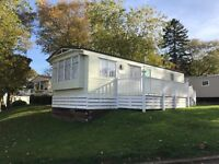 STATIC CARAVAN FOR SALE IN NORTH WALES - 5* FAMILY PARK NEAR ANGLESEY AND CAERNARFON - SLEEPS 6