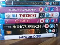 Various Blu-ray