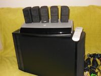 Bose Lifestyle 48 Home Theater System - In Black. GWO