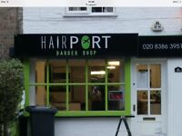 URGENT--EXPERIENCE BARBER REQUIRED BUSHEY HERTS