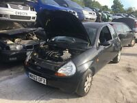 FORD KA COLLECTION 2003- FOR PARTS ONLY
