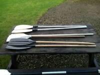 Dinghy Paddles